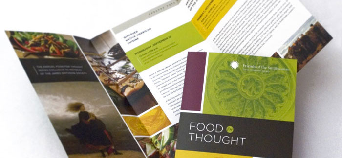 Food for Thought Brochure